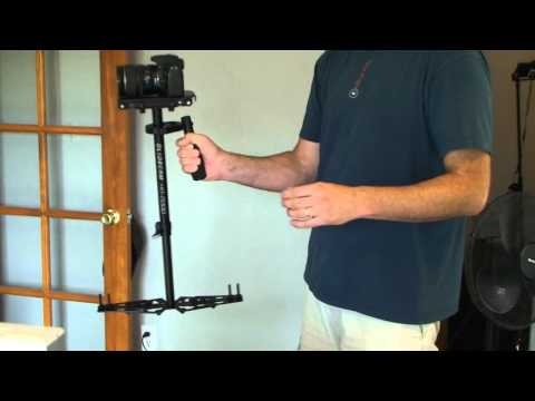 Glidecam HD2000 Do I Have This Set Up Right?