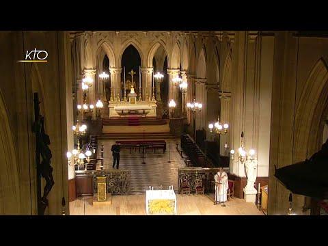 Messe du jeudi 19 mars à St-Germain-l'Auxerrois