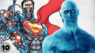 Top 10 DC Characters Too Strong For The MCU