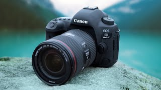 5 Best DSLR Cameras in 2020