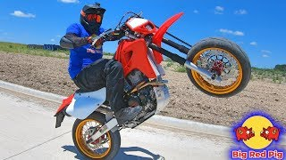 XR650R Supermoto Reveal