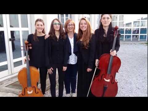 La classe di violoncello
