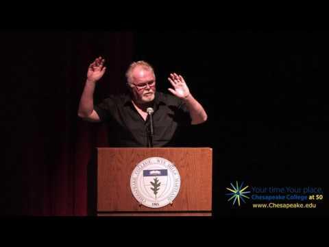 Innocent Man: Kirk Bloodsworth Speaks at Chesapeake College
