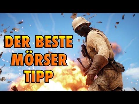 DAUERFEUER | BESTER MÖRSER TIPP - Battlefield 1 Tipps und Tricks - Deutsch / German