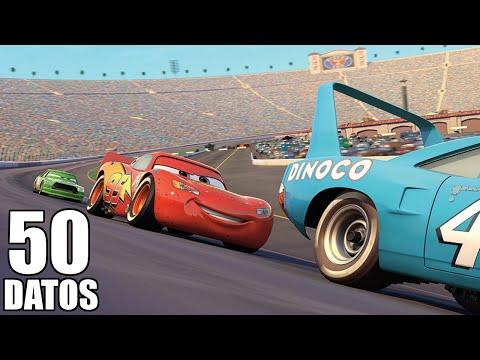 50 Curiosidades de Cars Pixar (La Saga) Que Todo Fan Debe Saber