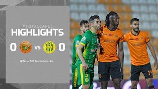 CAF CC | RS Berkane 0 – 0 JS Kabylie