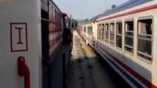 preview picture of video 'TCDD Shunting at Mersin 07 July 2011'