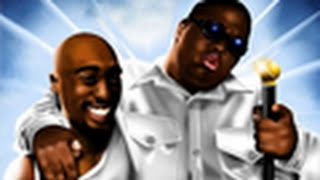 2PAC feat. BIGGIE SMALLS - HOLD ON BE STRONG (Subs) + Music Video