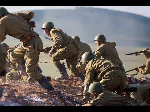 Бойцы спецназа в форме бойцов Красной Армии осуществили захват воров