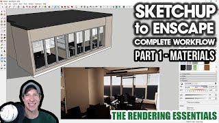 enscape for sketchup - Free video search site - Findclip Net