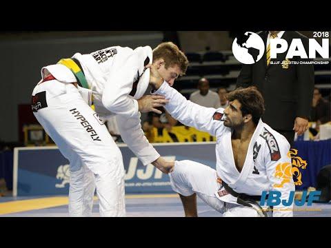 Leandro Lo vs Keenan Cornelius / Pan Championship 2018