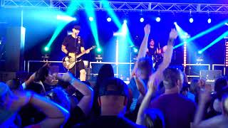 28 Days - Rip It Up live at Sea N Sound Festival Frankston 2017