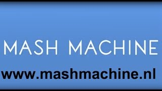 Mash Machine op diverse evenementen in Europa