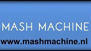 Mash Machine op diverse evenementen in Europa