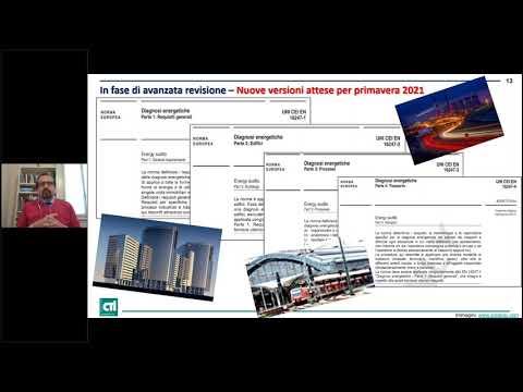 Diagnosi energetica, Efficienza energetica, Normativa Tecnica, Norme elettriche, UNI
