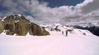 Whistler Peak Chair   May 06 2015