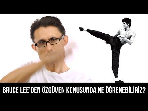 Bruce Lee'den özgüven konusunda ne öğrenebiliriz?