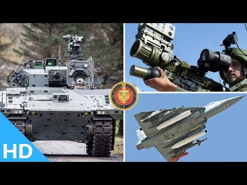 Indian Defence Updates : 100 Hybrid Biho For Army,Nag Production,1st FOC Tejas Flight,FICV Project