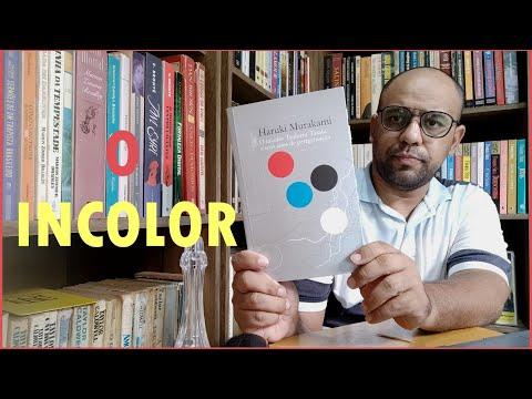 O incolor Tsukuru Tazaki e seus anos de peregrinação (Haruki Murakami) | Vandeir Freire