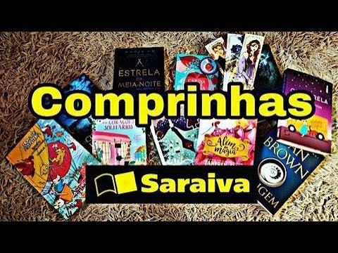 Comprinhas: Saraiva