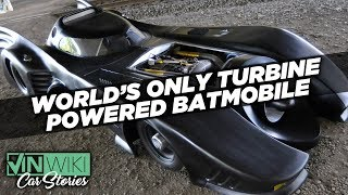 What's cooler than building your own Batmobile?