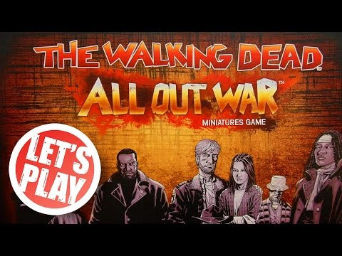 Let's Play The Walking Dead All Out War