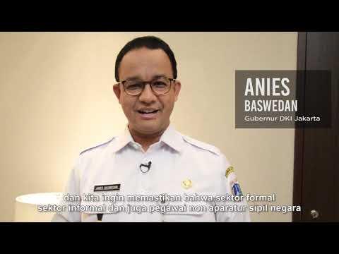 Testimoni Gubernur DKI Jakarta tentang Jaminan Sosial Ketenagakerjaan