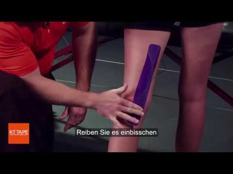 Zubereitungen in Injektionen für Gelenke und Muskeln