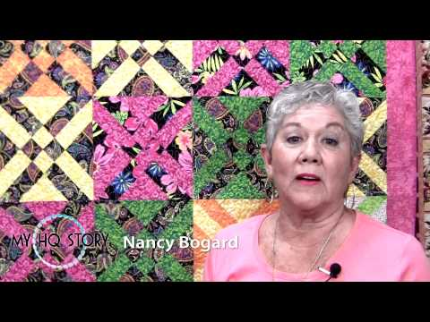 My HQ Story 2011 - Nancy Bogard