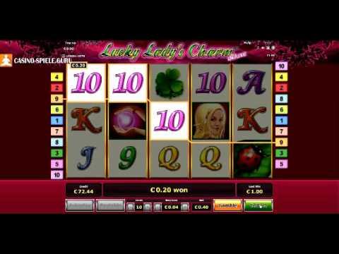 Ein Slot nicht nur für glückliche Damen: Lucky Lady's Charm