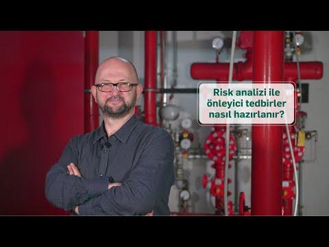 Murat Dilege – Risk analizi ile önleyici tedbirler nasıl hazırlanır?