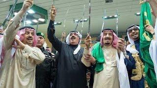 اعلان رعاية خادم الحرمين الشريفين إقامة مهرجان الجنادرية في دورته ٣١