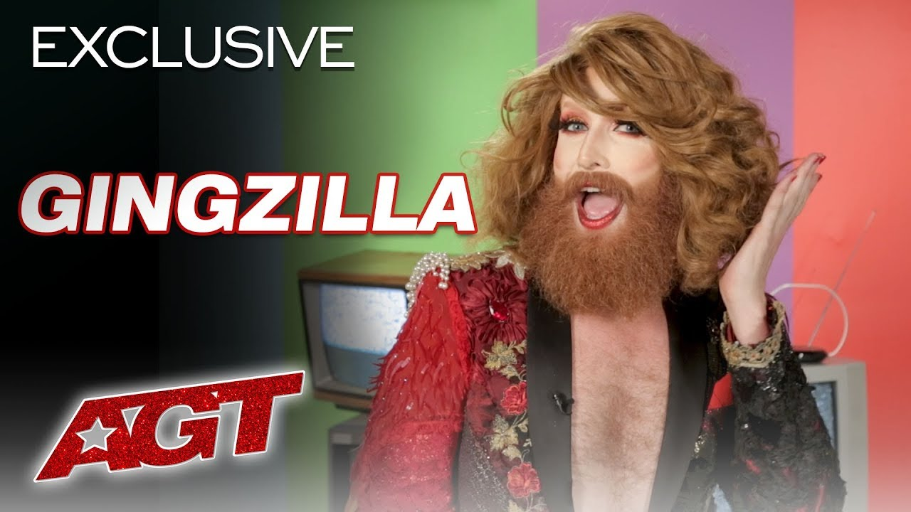 Gingzilla Wants To Win AGT For All The Right Reasons! - America's Got Talent 2019 thumbnail