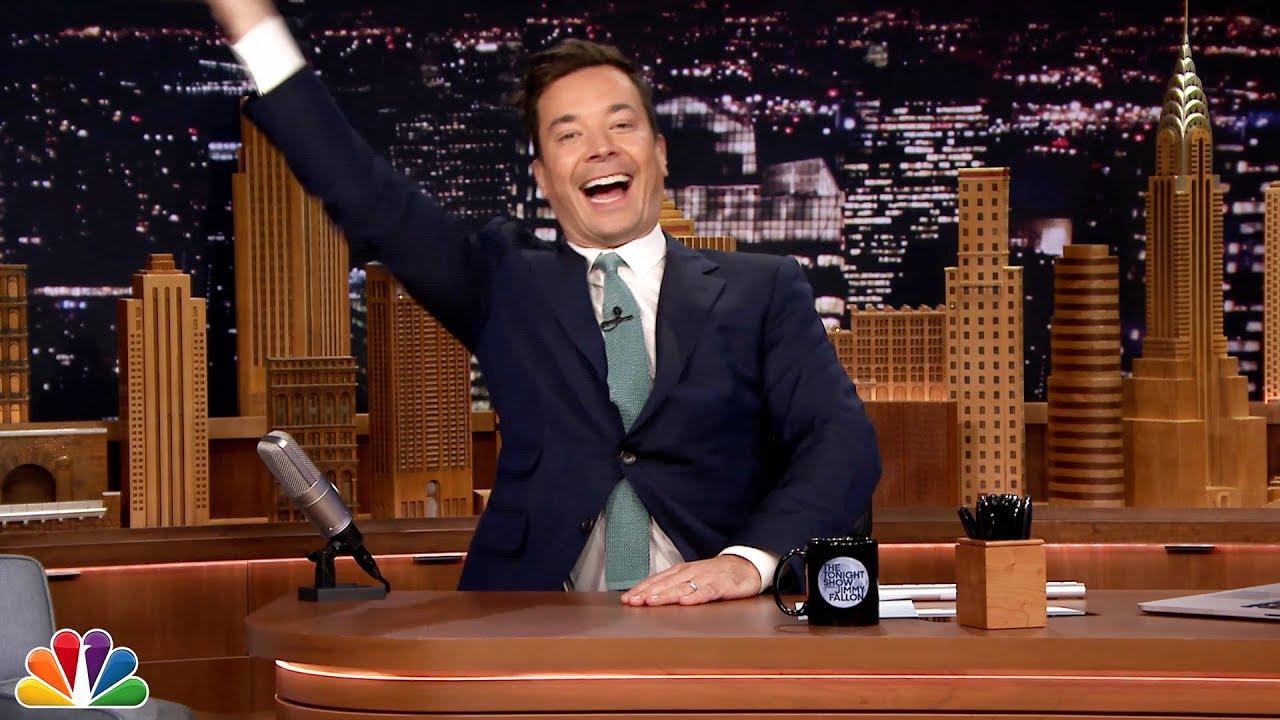Jimmy Fallon Thanks David Letterman thumbnail