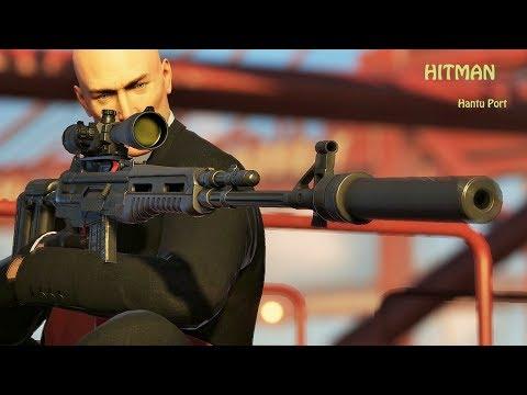 Hitman 2 - Funny/Brutal Moments | Hantu Port