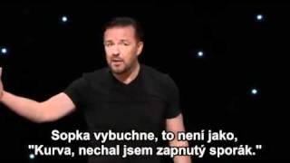 Ricky Gervais - Boh a Sopka