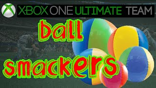 Madden 15 - Madden 15 Ultimate Team - BALL SMACKERS | MUT 15 Xbox One Gameplay