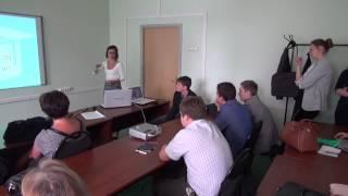 Защита магистерских диссертаций (3)