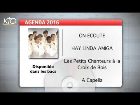 Agenda du 22 avril 2016