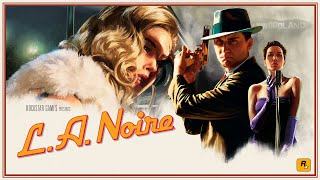 L.A. Noire: Complete Edition – Available on the Rockstar Games Launcher