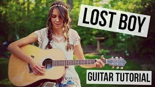 Lost Boy - Ruth B // Guitar Tutorial
