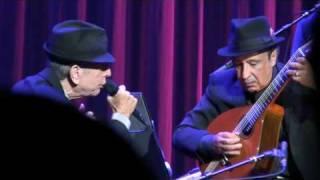 Dublin 02, Take this waltz, Leonard Cohen,