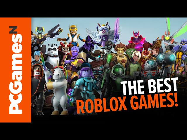 This Roblox Group Gave Me A Very Weird Tour Youtube The Best Roblox Games Pcgamesn