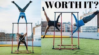 Pull Up Mate 2 | Is It Worth The Money | Portable Pull Up Bar and Dip Station