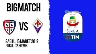 Live Streaming dan Jadwal Laga Cagliari Vs Fiorentina di HP via MAXStream beIN Sports