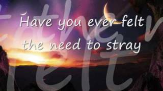 westlife have you ever been in love - lyrics