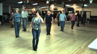 Linedance Lesson Unmistakable  Choreo. Darren Bailey  Music Unmistakabel by Jo dee Messina