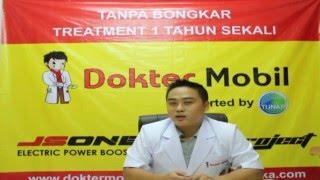 Dokter Mobil - Pengisian Freon Murni Secara Digital / Otomatis