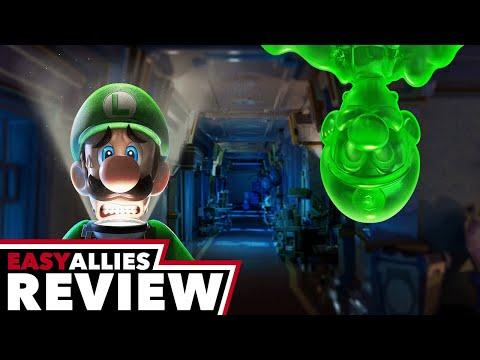 Luigi's Mansion 3 - Easy Allies Review - YouTube video thumbnail