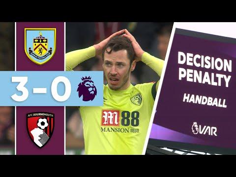 FC Burnley 3-0 AFC Athletic Football Club Bournemo...